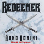 Redeemer - Anno Domini (2017 CD) Second and Final Edition
