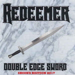 Redeemer - Double Edge Sword (2017 CD) Second and Final Edition