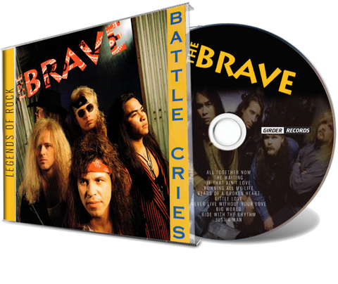 The Brave - Battle Cries (Remaster)