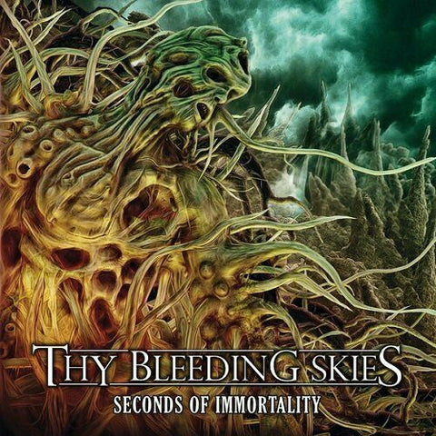 Thy Bleeding Skies - Seconds of Immortality