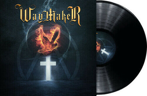 The Waymaker - The Waymaker (LP Limited Edition) 2020 DivineFire