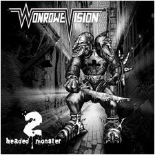 WonRowe Vision - 2 Headed Monster
