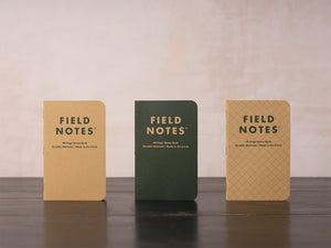 Notebooks by Field Notes