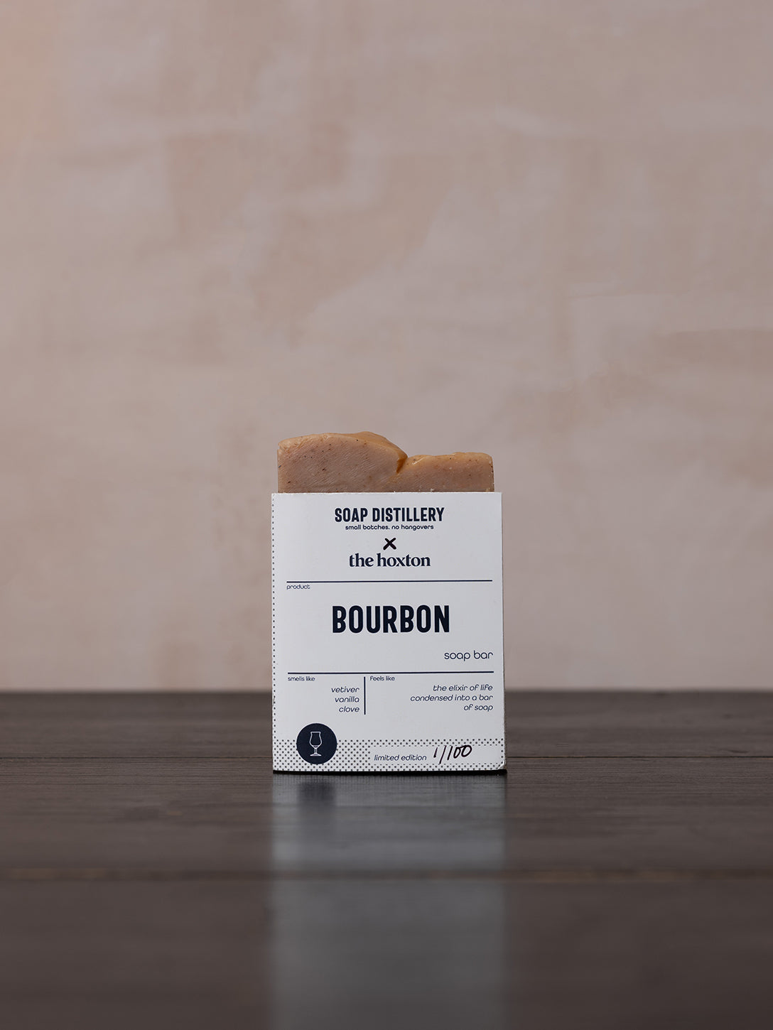 Bourbon Soap by Soapdistillery
