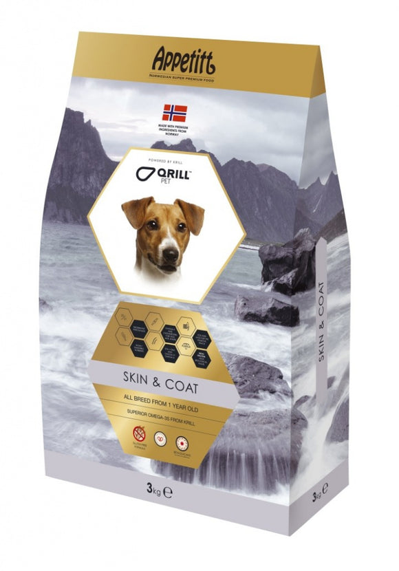 Appetitt Skin & Coat All Breed