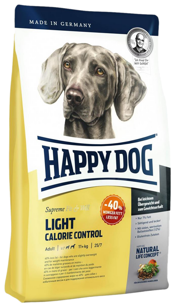 Happy Dog Supreme Light Low Fat Med/Maxi