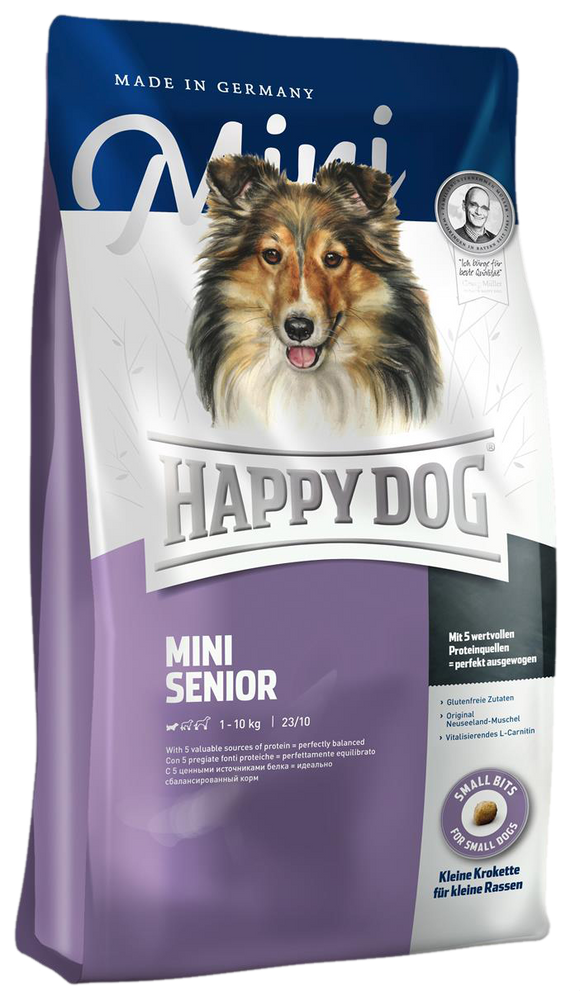 Happy Dog Senior Mini