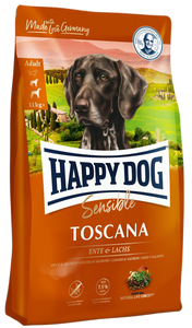 Happy Dog Supreme Sensitive Toscana Med/Maxi (And & Laks)