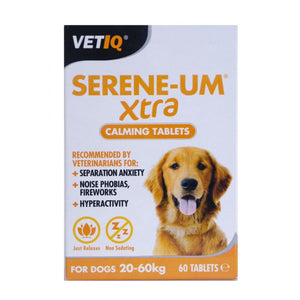 Serene-UM Xtra - Large Breed - Beroligende tabletter