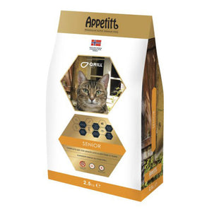 Appetitt Cat Senior 2,5 kg