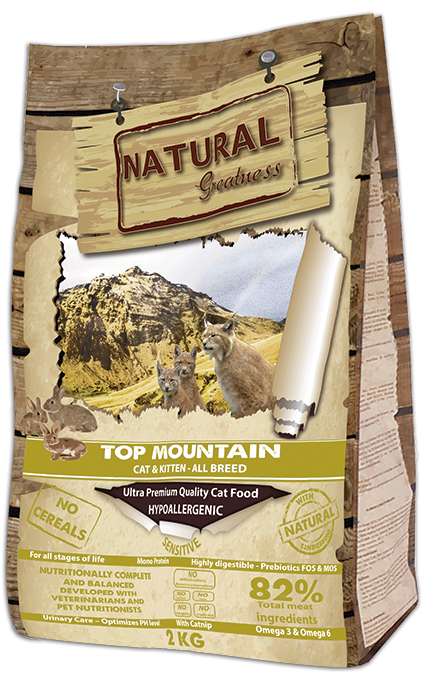 Natural Greatness Top Mountain All Age
