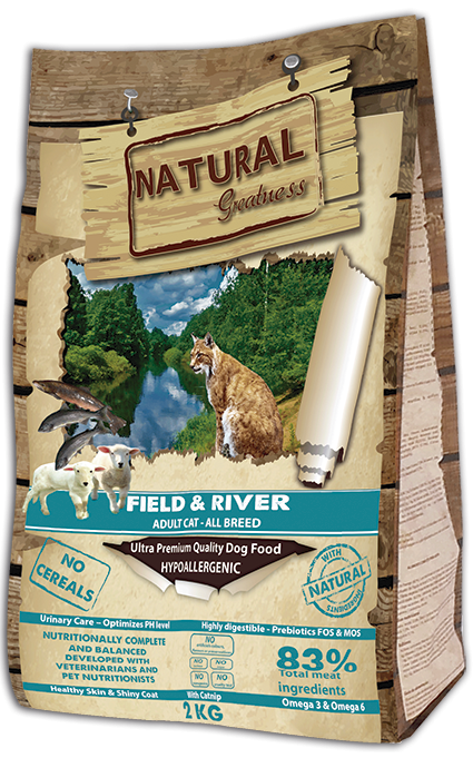 Natural Greatness Field & river Adult