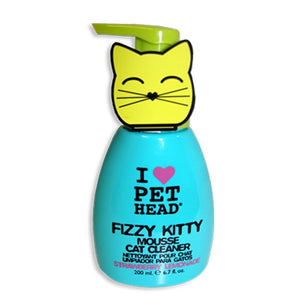 Pet Head Fizzy Kitty Mousse 200 ml