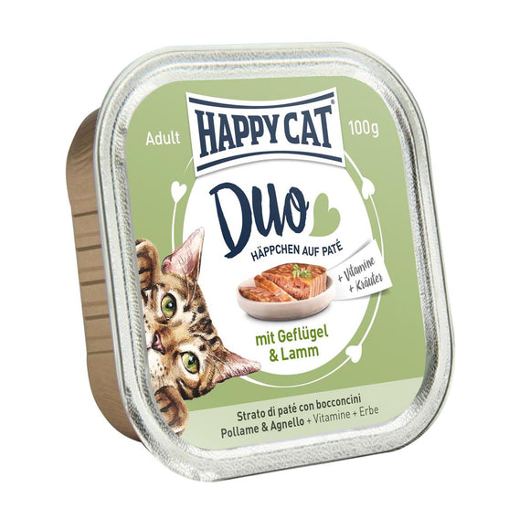 Happy Cat Duo Menu