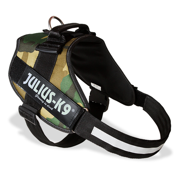 JULIUS K9 IDC POWERHARNESS SIZE 3 HUNDESELE