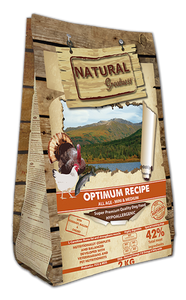 Natural Greatness Optimum Recipe Mini/Medium