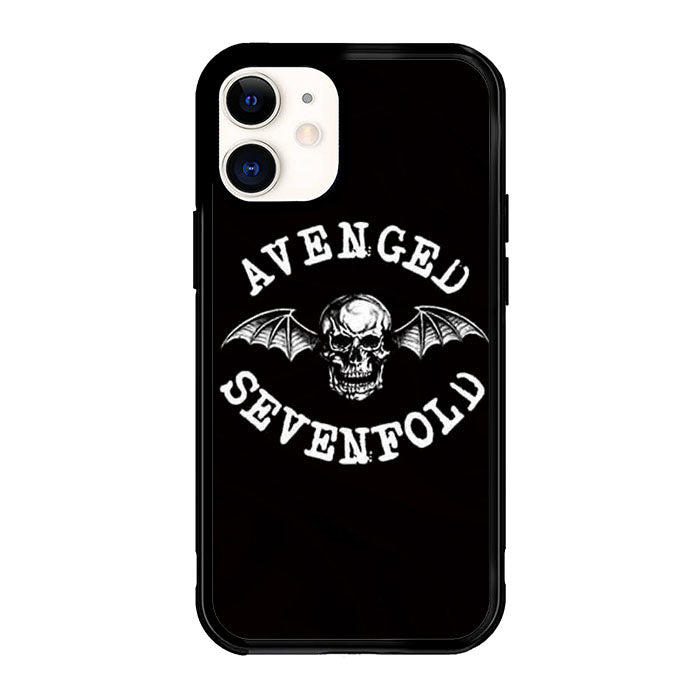 Avenged Sevenfold S0056 iPhone 12 Mini Case