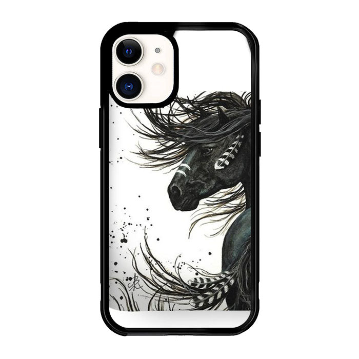 Majestic Mustang Horse Bag S0108 iPhone 12 Mini Case