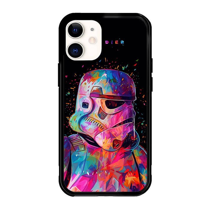 Star Wars Colourfull S0152 iPhone 12 Mini Case