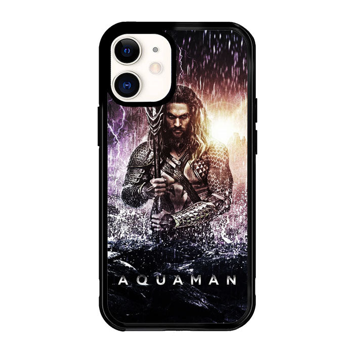 Jason Mamoa Aquaman Poster S0408 iPhone 12 Mini Case