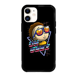 Different Style Rick and Morty S0413 iPhone 12 Mini Case
