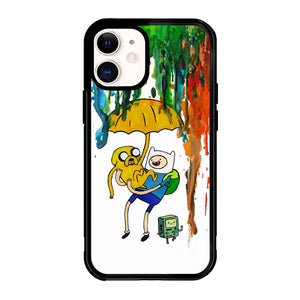 Adventure Time Painting F0254 iPhone 12 Mini Case