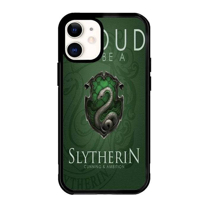 Proud To Be Slytherin F0574 iPhone 12 Mini Case