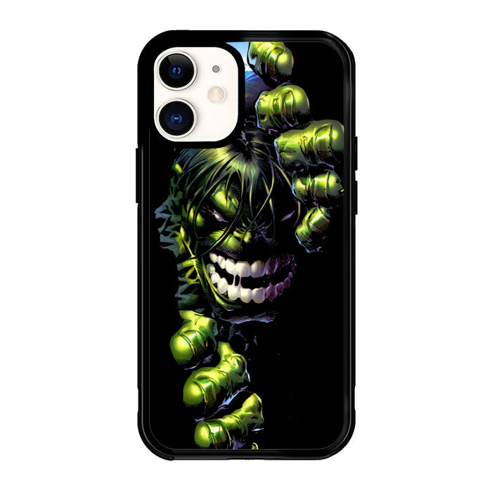 Superheroes The Incredible Hulk Z0047 iPhone 12 Mini Case