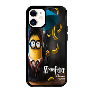 Minion Harry Potter Z0360 iPhone 12 Mini Case