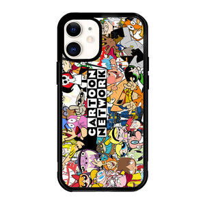 cartoon network collage Z1490 iPhone 12 Mini Case