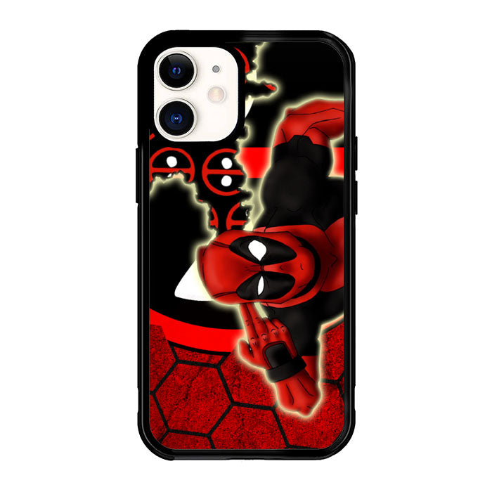 deadpool Z2452 iPhone 12 Mini Case