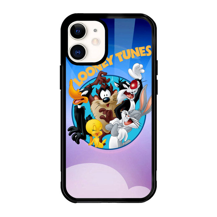 The Looney Tunes Show Z2577 iPhone 12 Mini Case