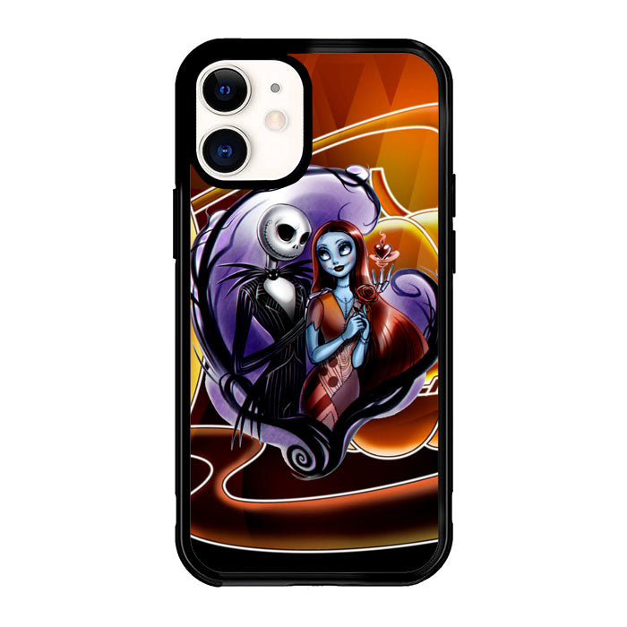 nightmare before christmas Z2631 iPhone 12 Mini Case