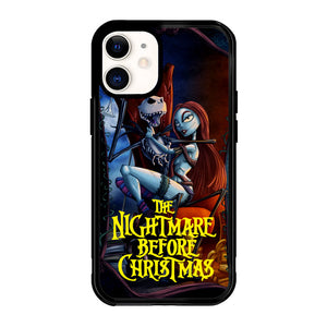 Nightmare Before Christmas Romance Z2862 iPhone 12 Mini Case