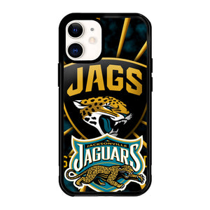 Jacksonville Jaguars Z3005 iPhone 12 Mini Case