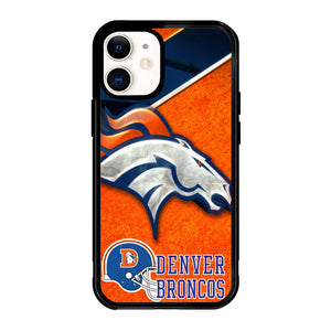 Denver Broncos Z3010 iPhone 12 Mini Case