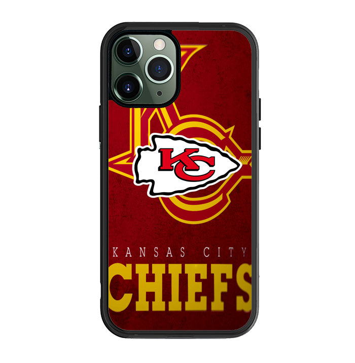 Kansas City Chiefs A1751 iPhone 12 Pro Max Case