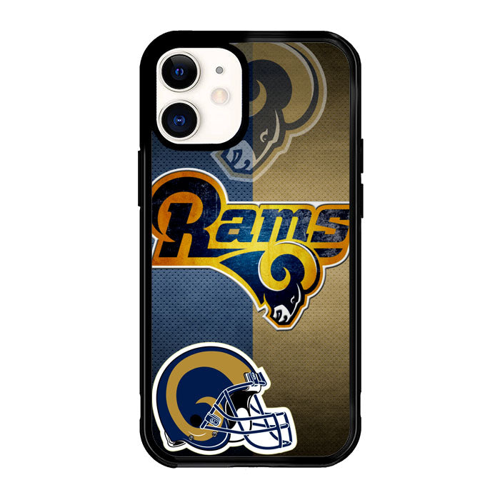 St. Louis Rams Z3027 iPhone 12 Mini Case