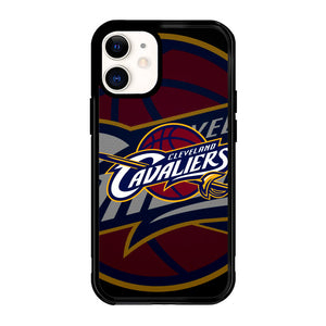 Cleveland Cavaliers Z3036 iPhone 12 Mini Case
