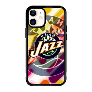 Utah Jazz Z3048 iPhone 12 Mini Case