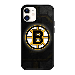 Boston Bruins Z3103 iPhone 12 Mini Case