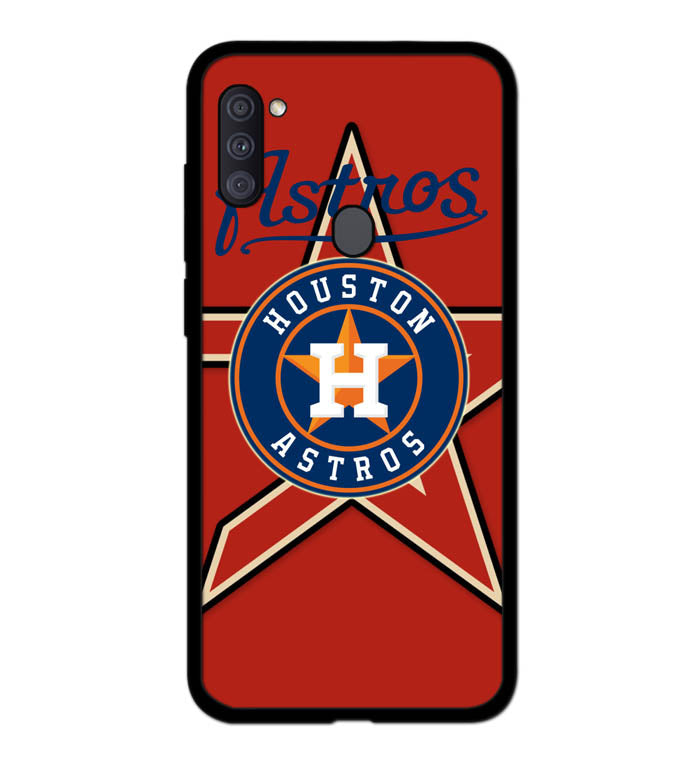Houston Astros A1800 Samsung Galaxy A11 Case
