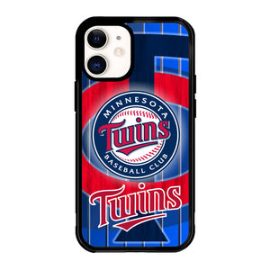 Minnesota Twins Z3185 iPhone 12 Mini Case