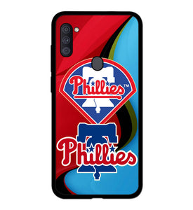 Philadelphia Phillies A1836 Samsung Galaxy A11 Case
