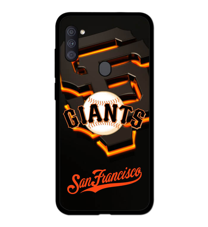 San Francisco Giants A1838 Samsung Galaxy A11 Case
