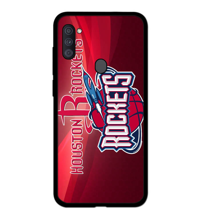 Houston Rockets A1843 Samsung Galaxy A11 Case