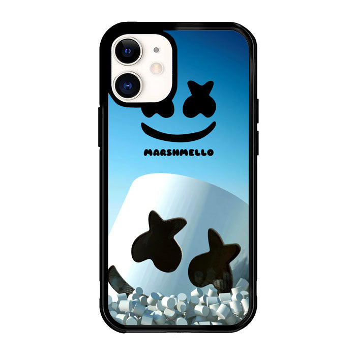 marshmello logo Z3865 iPhone 12 Mini Case
