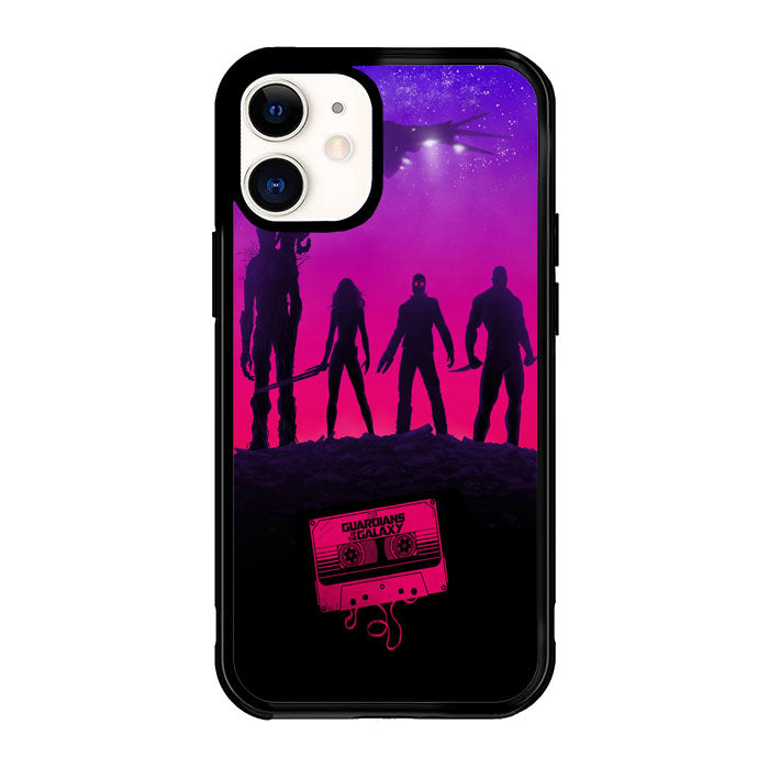 guardians of the galaxy Z4100 iPhone 12 Mini Case