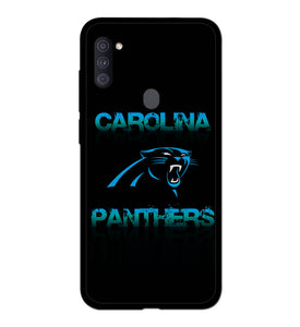 carolina panthers logo A1937 Samsung Galaxy A11 Case
