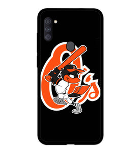 baltimore orioles A1950 Samsung Galaxy A11 Case